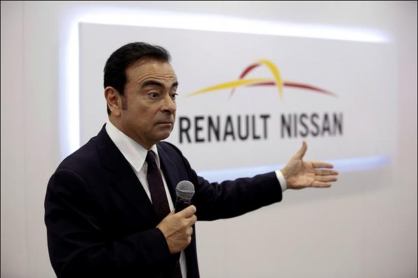 Carlos Ghosn, Chairman and CEO of the Renault-Nissan Alliance - Reuters