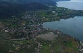 KAWASAN KALDERA TOBA : Fasilitas Pendukung Geopark Dioperasikan
