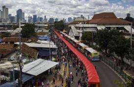 Sopir Angkot Demo, Polisi Minta Fungsi Jalan Jatibaru Dikembalikan