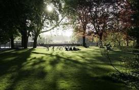 Taman Kota Jadi Pusat Kreativitas Seni Tangsel