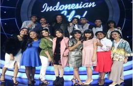 INDONESIAN IDOL 2017: 12 Kontestan Bertahan, 3 Tersisih