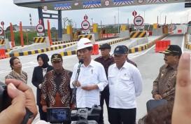 Sepanjang Ini Jalan Tol Tak Tuntas 2017