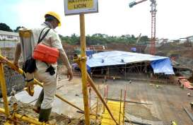 TOL SERPONG—CINERE : Pembebasan Lahan Baru 8,60%