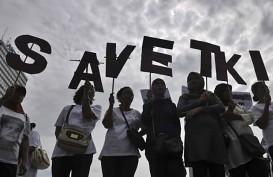 Sebelum Dilepas ke Timteng, 42 Orang TKI Ilegal 'Ngetem' 2 Minggu di PT H
