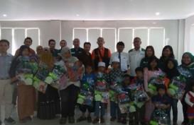 Monex Salurkan CSR dari Akumulasi Setiap Lot