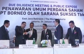 Borneo Olah Sarana (BOSS) Bidik Rp240 Miliar dari IPO