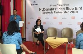 Tingkatkan Layanan, Blue Bird dan McDonalds Tandatangani Kerjasama