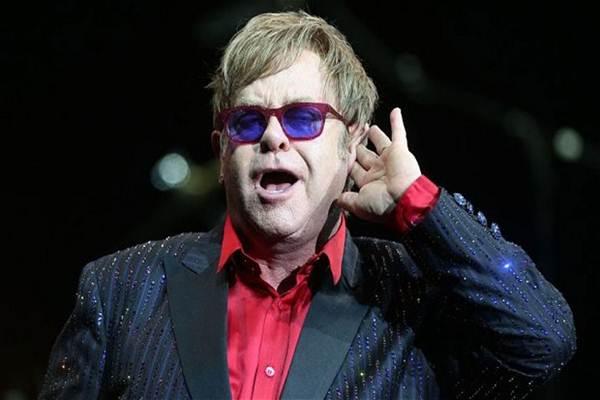 Elton John - thetelegraph.co.uk