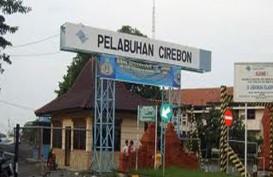 KAPAL KONTAINER  : Pelabuhan Cirebon Siap Jadi Feeder Priok