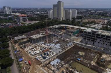 LRT JAKARTA : Jakpro Optimistis Target Proyek Terkejar