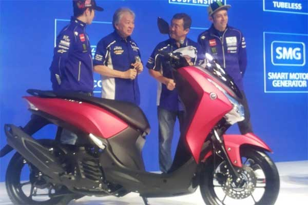 Yamaha Lexi.  - Bisnis.com/YSU