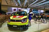PENJUALAN CITY CAR : Suzuki Incar Pertumbuhan 15%