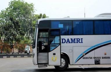 Ini Tarif Damri Depok-Bandara Halim Perdanakusuma