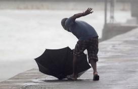 Cuaca Jakarta 27 Januari, Hujan Siang Hari