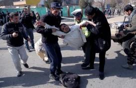 Ledakan Bom Mobil di Afghanistan Tewaskan 17 Orang
