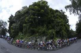 Tour de Indonesia: Kastrantas Kuasai Etape Terpanjang
