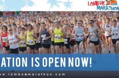 Medali Hanya untuk 500 Finisher, Lombok Marathon 2018 Berakhir Ricuh