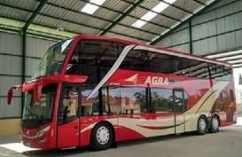 Naik Bus Tingkat Jakarta - Jepara? Coba Bus Ini dan Inilah Harga Tiketnya