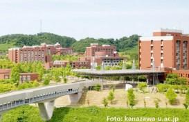 Kanazawa University Alokasikan 1.510 Kursi bagi Mahasiswa Internasional