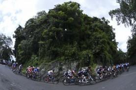 Ariya Phounsavath Juara Balap Sepeda Tour de Indonesia