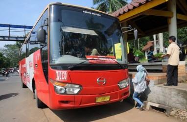 Demo Sopir Angkot, Transjakarta Tanah Abang Explorer Tak Beroperasi