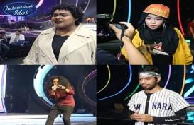 INDONESIAN IDOL: Ini Lagu Yang Dinyanyikan Joan, Ayu, Chandra, Glen