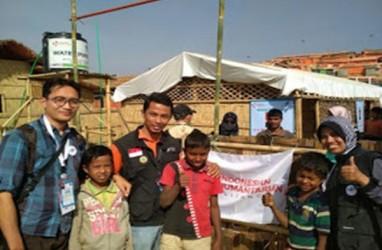 Lebih 100.000 Pengungsi Rohingnya Terancam Terseret Longsor
