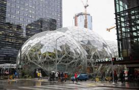 The Spheres, Kantor Baru Amazon yang Mirip Rumah Kaca