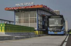 Demo Sopir di Tanah Abang Berlanjut, Transjakarta Tunggu Situasi Kondusif