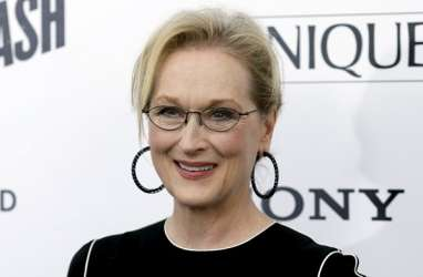 Meryl Streep Ingin Namanya Jadi Merek Dagang