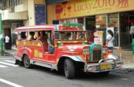 Nasib Transportasi Jip Warisan Tentara AS di Filipina Segera Berakhir