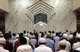 GERHANA BULAN TOTAL 2018: Ini Daftar Masjid Penyelenggara Salat Gerhana Total di Jakarta