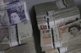Menjelang Pernyataan BOE, Pound Sterling Menguat Tipis