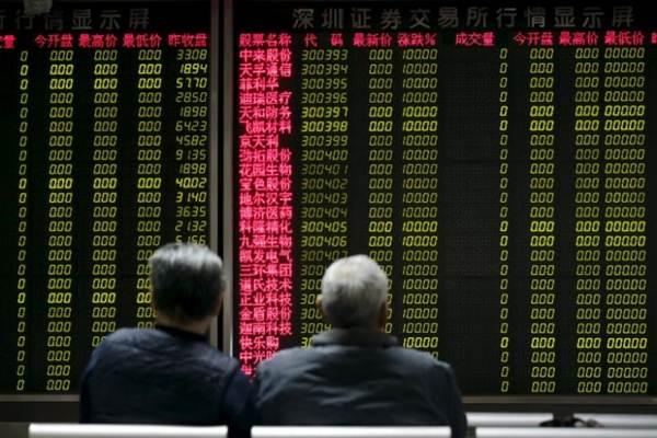 Bursa Shanghai Composite Index - Reuters