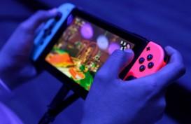 Larisnya Switch Topang Kinerja Nintendo