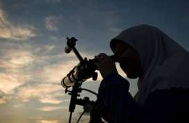 Gerhana Bulan Total: Untuk Penelitian, Observatorium Boscha Tutup