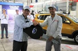 Nissan Mulai Produksi Datsun Cross di Purwakarta