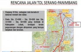 JALAN TOL SERANG—PANIMBANG : Investor Bersiap Memulai Konstruksi
