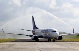 KETEPATAN WAKTU PENERBANGAN : NAM Air Jawara Pada 2017