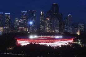 Stadion Tenis Senayan Selesai Direnovasi