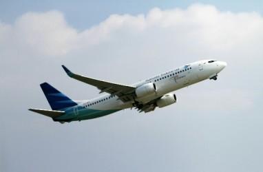 Garuda Indonesia Pakai Platform Elektronik Proses Hedging Bahan Bakar Jet