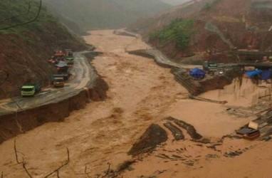 Potensi Banjir, Longsor, Puting Beliung Sangat Tinggi Selama Februari 2018