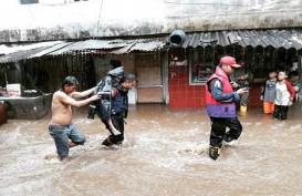Banjir Kiriman dari Bogor Diperkirakan Tiba di Pintu Air Manggarai Pukul 17.30 WIB