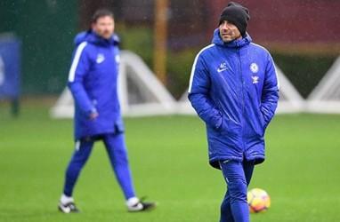Chelsea Dibantai Watford 4-1, Conte Tidak Takut Dipecat