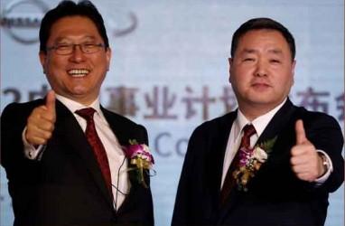 Ogah Jadi Pemain Lapis Kedua, Nissan Investasi US$9,5 Miliar di China