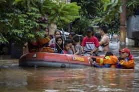 Jakarta Banjir, Sampai di Mana Normalisasi Kali Ciliwung?