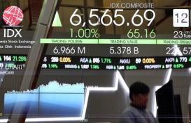TRANSAKSI SAHAM 7 FEBRUARI: Asing Catat Net Sell Rp469,06 Miliar