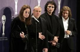 Pentolan Black Sabbath, Ozzy Osbourne Gelar Tur Dunia