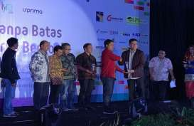Hari Pers Nasional 2018: Bisnis Indonesia Boyong Penghargaan The Best  of National Newspaper