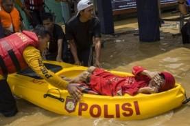 Manado Banjir, Ratusan Warga Mengungsi